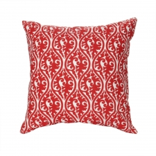 "20"" x 20"" Wytheville Pillow, Red"