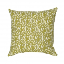 "20"" x 20"" Bonsall Pillow, Olive"