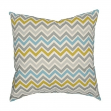"20"" x 20"" Hopewell Pillow, Grey"