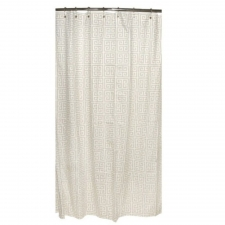 "72"" x 72"" Palomar Shower Curtain, Sand"