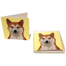 Man's Best Friend Notecards, Set of 10