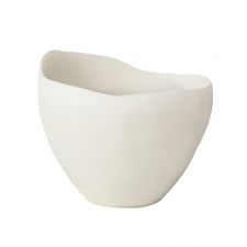 Savona Raw Natural Resin Bowl made by Metal Works.