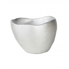Savona Silver Resin Bowl made by Metal Works.