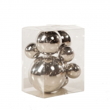 Rimini Stainless Steel Spheres made by Metal Works.