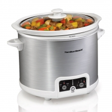 5 1/2 Quart Programmable Slow Cooker