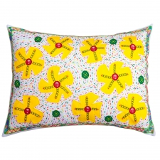 Ana Rose Flores Pillow