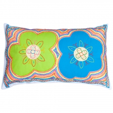 Erica Dos Flores Pillow