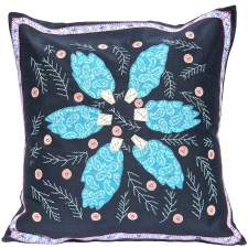 Tania Uvas Pillow