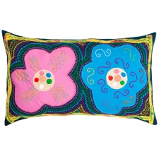 Karina Dos Flores Pillow