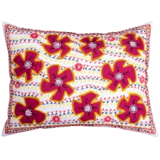 Nery Flores Pillow