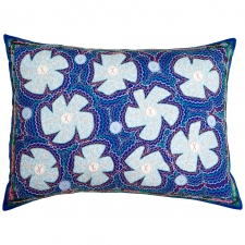 Claudia Flores Pillow