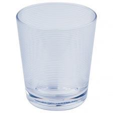 Set of 6 Surfside Drinking Glass, Clear