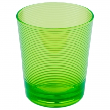Set of 6 Surfside Drinking Glass, Green