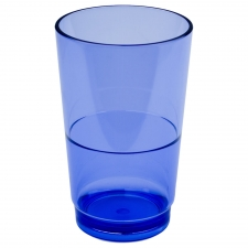 Set of 6 Delray Tumbler, Blue