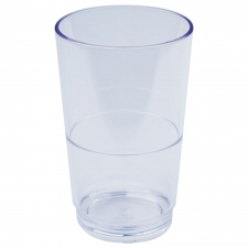 Set of 6 Delray Tumbler, Clear