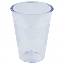 Set of 6 Longwood Tumbler, Clear