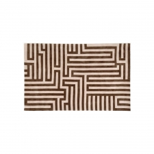 5' x 8' Goa Rug, Beige/Brown