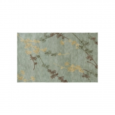 5' x 8' Ballia Rug, Light Blue