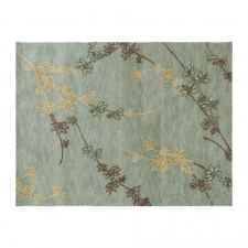8' x 10' Ballia Rug, Light Blue