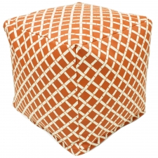 Highland Cube, Burnt Orange