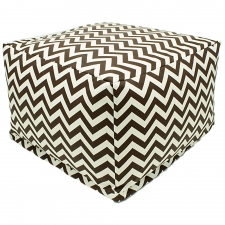 Rockbridge Ottoman, Chocolate