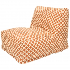 Highland Beanbag, Burnt Orange