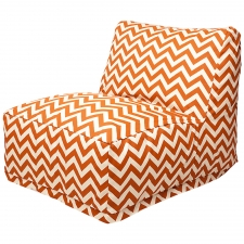 Rockbridge Beanbag, Burnt Orange