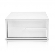 Set Of 2 Sydney Nightstands, White