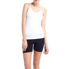 Camisole  - White, XL by New Balance