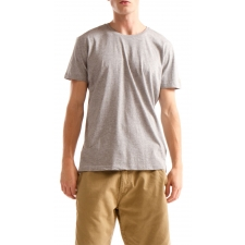 No Excess Basic Crew, Grey, M
