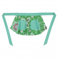 Madison Waist-Apron, Kelly Green