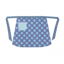 Addison Waist-Apron, Blue