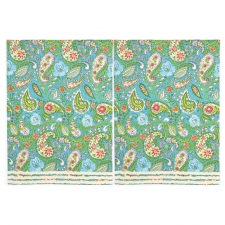 Lydia Kitchen Towel, Set of 2 made by The Couture Chef.