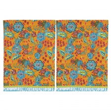 Mackenzie Kitchen Towel, Set of 2 made by The Couture Chef.