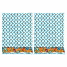 Zoey Kitchen Towel, Set of 2 made by The Couture Chef.