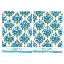 Dana Kitchen Towel, Set of 2 made by The Couture Chef.