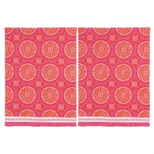 Korinne Kitchen Towel, Set of 2 made by The Couture Chef.