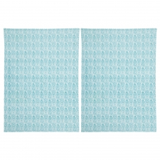 Bella Kitchen Towel, Set of 2 made by The Couture Chef.