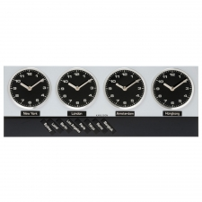 Around the World Clock, Black