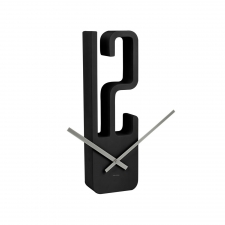 High Noon Clock, Black