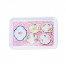 High Tea Melamine Serving Tray