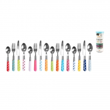 Polka Dot Cutlery Set