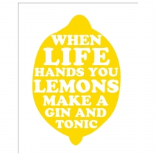 Life Hands You Lemons