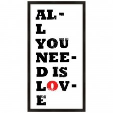 All You Need is Love II
