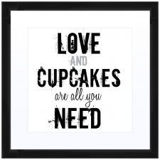 Love and Cupcakes are All You Need