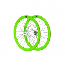 Glow Green 50mm Wheelset