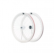 Glow White 50mm Wheelset
