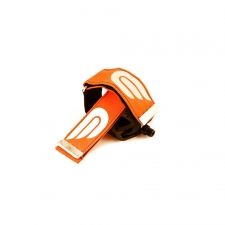 Orange Pure Fix Pro Footstrap