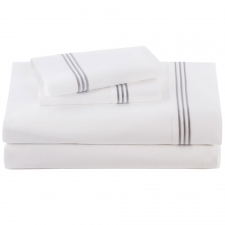 Platinum Baratto Sheet Set, Queen