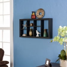 Vidalia Display Shelf, Black